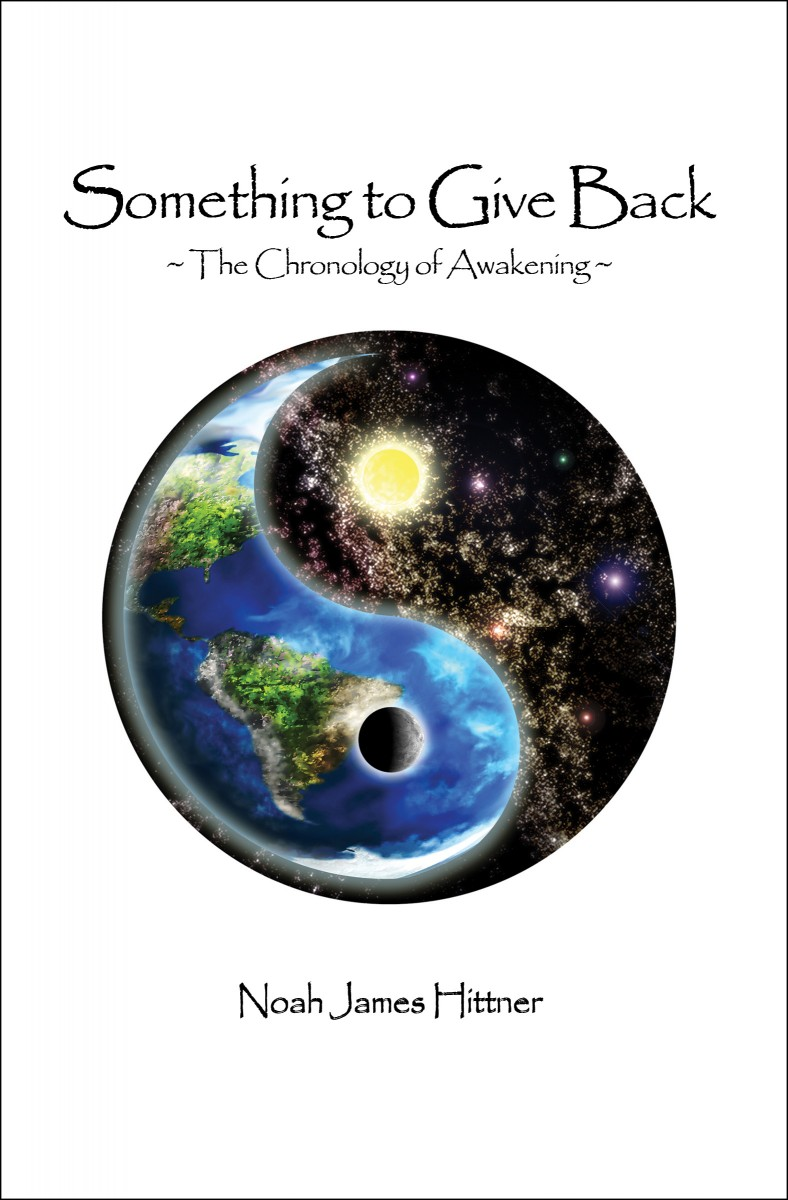 Book - Something to Give Back by Noah James Hittner